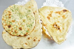 Naan (Garlic, Cheese, Potato)